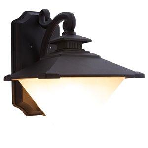 Lanterne cochère à DEL de Paradise, 120V, noir