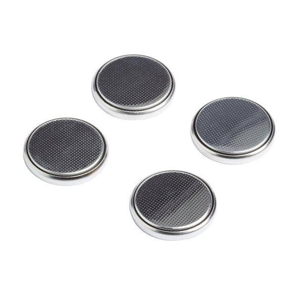 Paradise CR2032 Battery Replacement - Set of 4