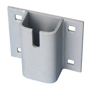 Dispositif de retenue de chaîne de Dock Edge, 0,56 po, acier galvanisé