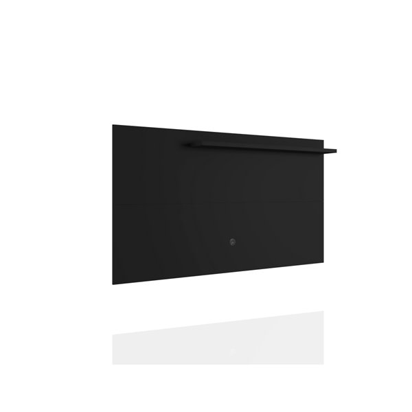 Manhattan Comfort Liberty TV Panel - 62.99-in - Black