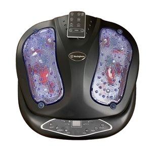 Masseur de pieds iComfort à infrarouge et vibration, télécommande sans fil