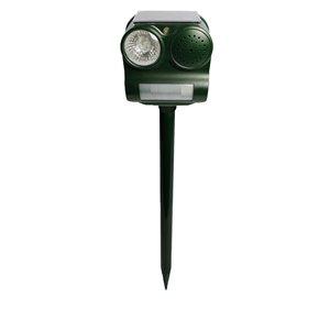 Chasse-rongeur solaire avec détecteur de mouvement EnerG+, 4,9 po x 15,4 po, vert