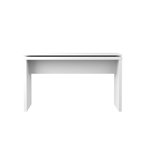Manhattan Comfort Lincoln Sideboard - 53.14-in x 30.7-in - Gloss White