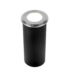 VONN Lighting Outdoor Well Light - LED - 1.5-in - Stainless Steel