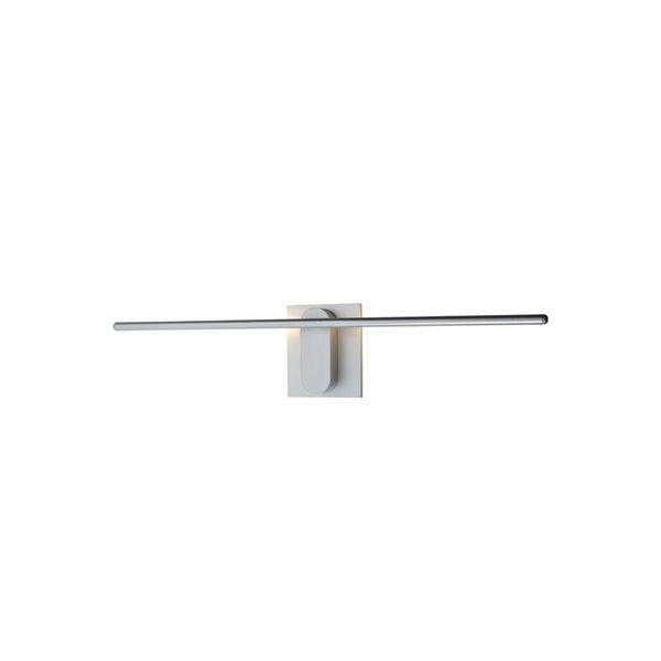 VONN Lighting Wezen Swivel Wall Sconce - LED - 28.25-in - Silver