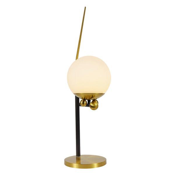 Nouveau Sophistiqué Vinstra Chrome Lampe de table