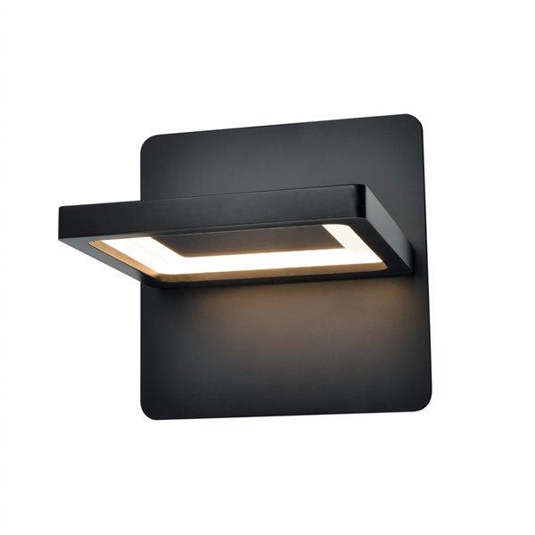 VONN Lighting Atria Rotative Wall Sconce - LED - 6-in - Black