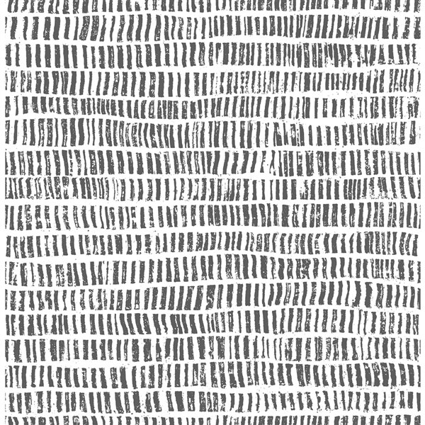 Scott Living Modern Magic Self Adhesive Wallpaper 20 5 In X 18 Ft Charcoal Grey White Slw3421 Rona
