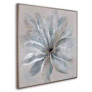 Gild Design House Wall Art Decor Radiant Blossom - 40-in x 40-in