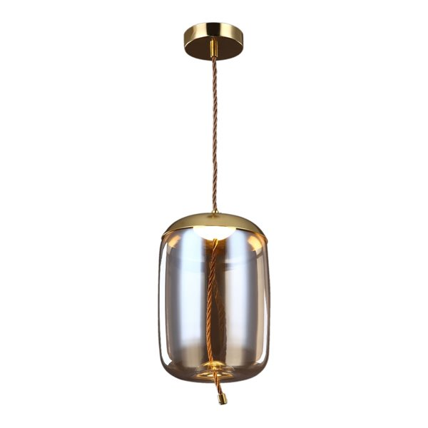 Gild Design House Mahina, Pendant Light - Polished Gold