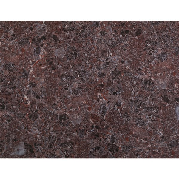 Dundee Deco Falkirk McGowen Peel and Stick Wallpaper Distressed Sepia, Brown, Black Crackle Patina Marble - 26.6 Sq. ft.