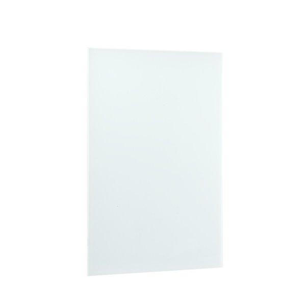 Panneau chauffant câblé Ember de Warmly Yours, 600 W, blanc