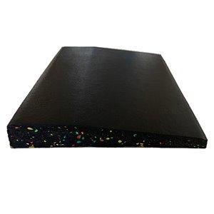 Rampe RubberMax, 19,75 po x 5,75 po - 1,25 pi², noir