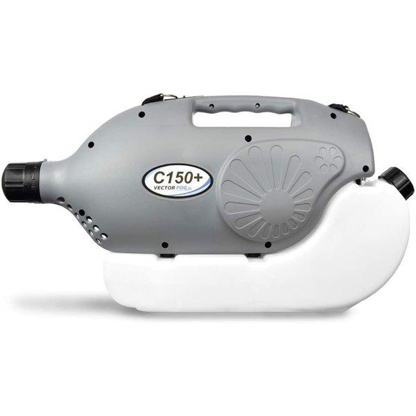 Brumisateur électrique à froid ULV de Vectorfog, 6 L, gris/blanc