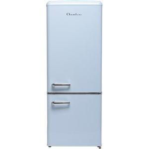 Chambers Retro Refrigerator with Bottom Freezer - 7 cu. Ft. - Light Blue
