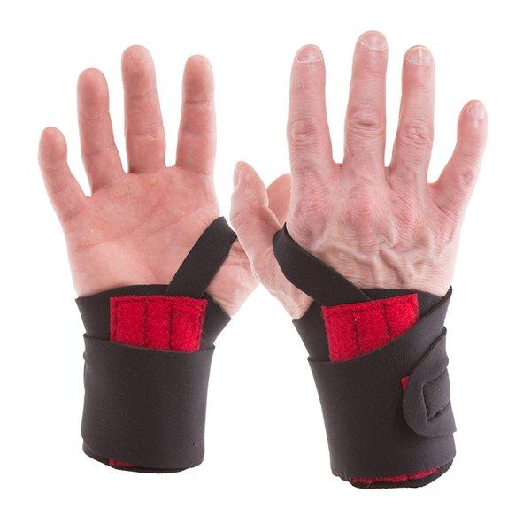 IMPACTO Neoprene Wrist Support - X-Large - Black