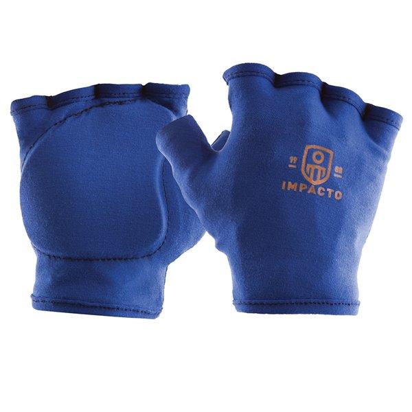 IMPACTO Anti-Impact Glove Liner - Large - Blue
