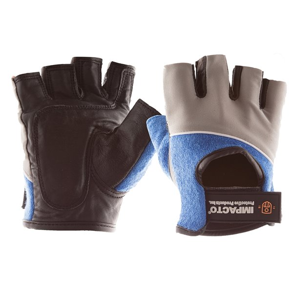 IMPACTO Anti-Impact Glove - Large - Black
