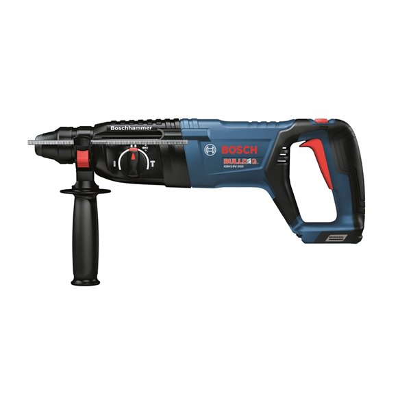 Bosch Brushless SDS-plus Bulldog Rotary Hammer - 18 V - 1-in