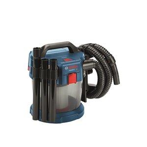 Aspirateur eau et poussière de 2,6 gallons avec filtre HEPA de Bosch, 18V