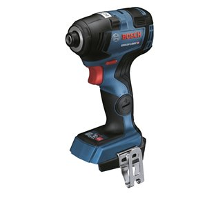 Bosch Brushless Connected-Ready Hex Impact Driver - 1/4-in - 18 V