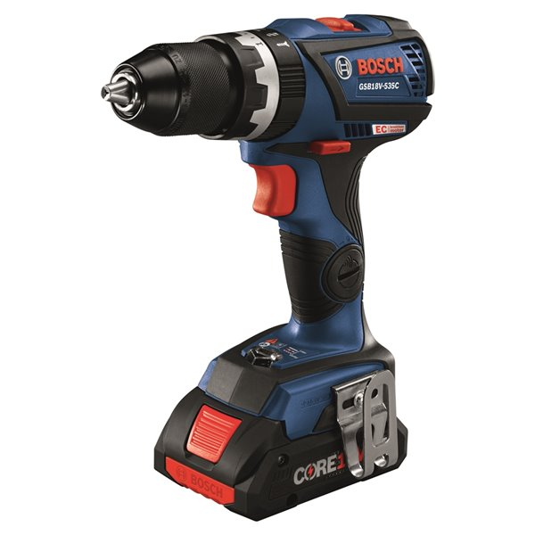 Bosch Brushless Connected-Ready Compact Tough Combo Kit - 18 V