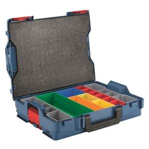 Coffret de rangement L-BOXX avec inserts de Bosch, 4.5 po
