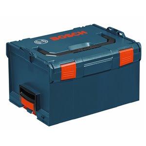 Coffret de rangement d'outils L-BOXX empilable de Bosch, 10 po x 14 po x 17,5 po