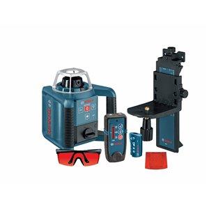 Ensemble complet laser rotatif de Bosch