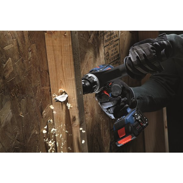 Bosch Nail Strike Wood-Boring Bit Set - 6 Pieces