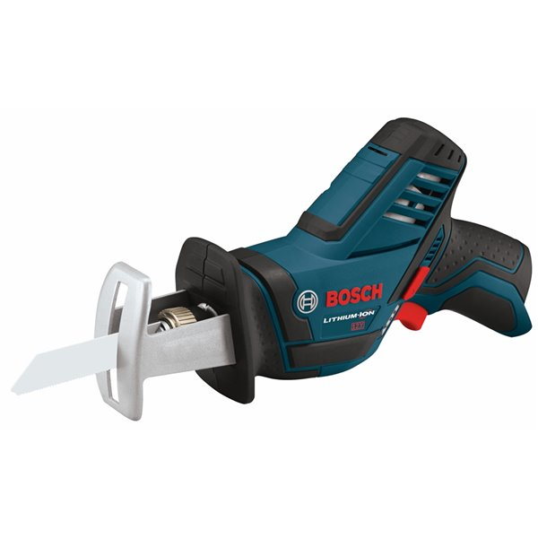 Bosch Pocket Reciprocating Saw with Exact-Fit Insert Tray - 12 V