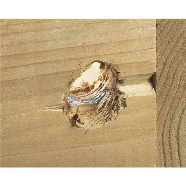 Mèche plate pour bois avec clous de Bosch, 7/8 po x 6 po