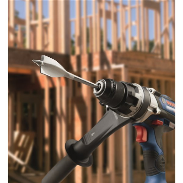 Bosch Nail Strike Wood-Boring Bit - 1.25-in x 6-in