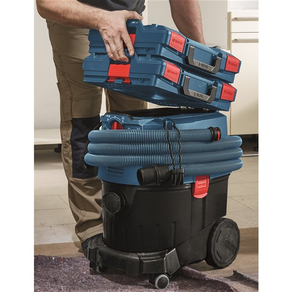 Bosch Stackable L-Boxx Tool-Storage Case - 6-in