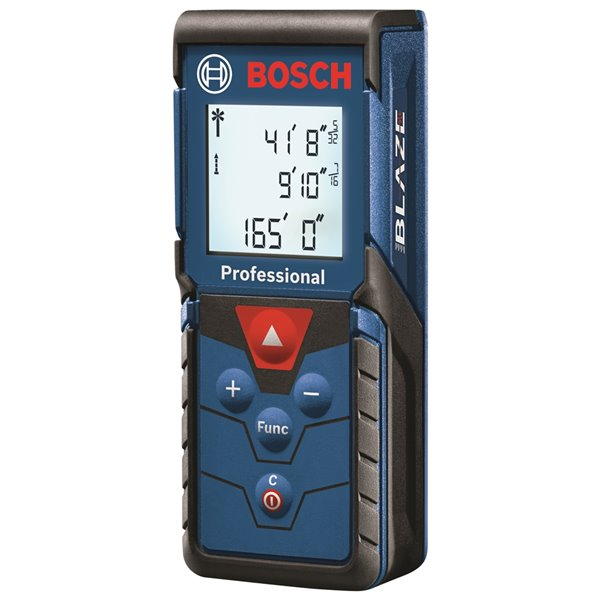 Bosch Blaze Pro Laser Measure - 165 ft.