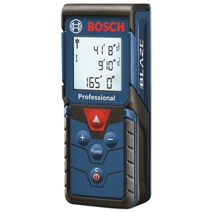 Télémètre laser Blaze Pro de Bosch, 165 pi