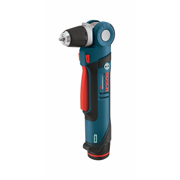 Bosch Angle Drill with Exact-Fit Insert Tray - 3/8-in - 12 V
