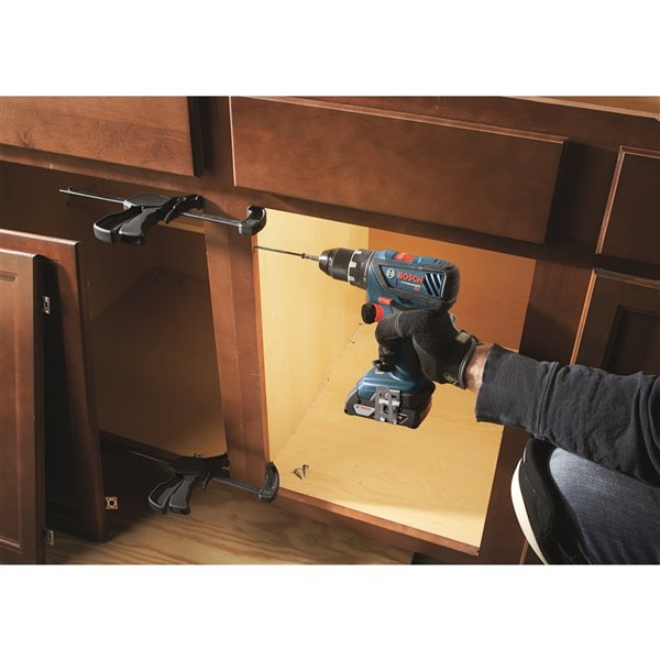 Bosch 4-Tool Kit with Drill/Driver - 18 V