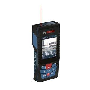 Télémètre laser connecté pour extérieur avec caméra Blaze de Bosch, 400pi