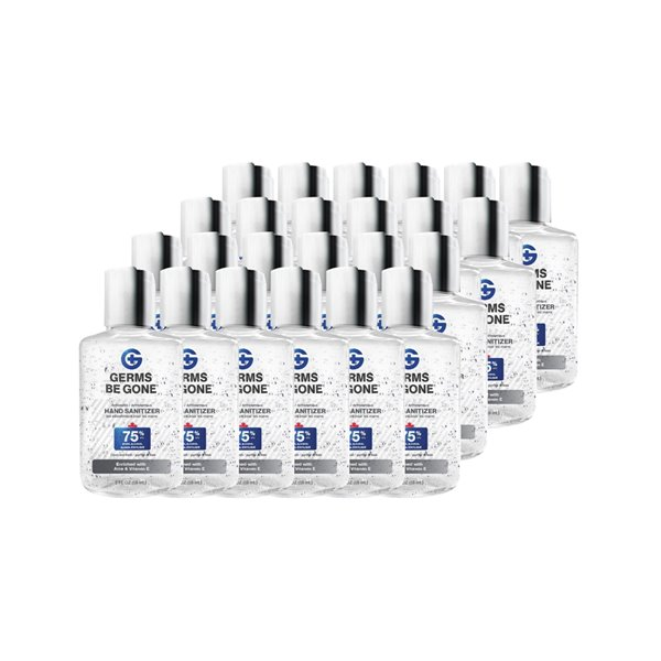 Germs Be Gone Hand Sanitizer - 2oz  - 24-piece