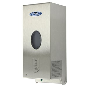 Frost Touch free Automatic Liquid Soap or Sanitizer Dispenser - 4.12-in x 4.37-in x 10.37-in