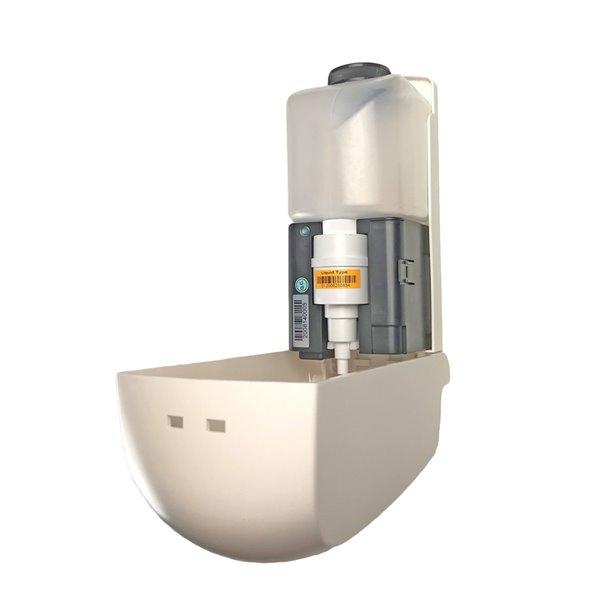 Distributeur automatique Frost Products de savon ou désinfectant, 9 po x 4.2 po