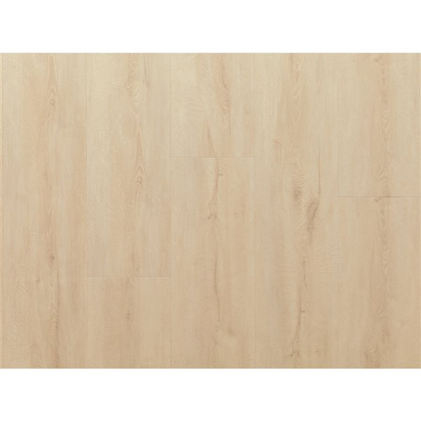 NewAge Products Luxury Vinyl Plank Flooring Bundle - Multi-Purpose Reducers - 216 sq ft - White Oak
