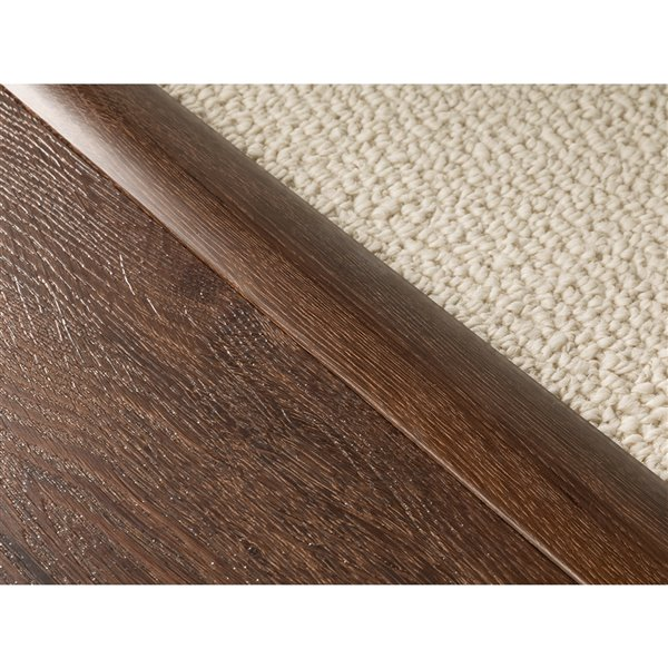 NewAge Products Flooring 46in Multi-Purpose Reducer - 46-in - Gray Oak