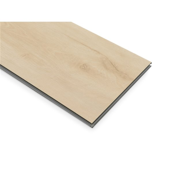 NewAge Products Stone Composite Vinyl Plank Flooring - 9.5 mm - White Oak - 5-Pk