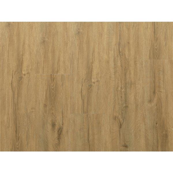 NewAge Products Luxury Vinyl Plank Flooring Bundle - Multi-Purpose Reducers - 168 sq ft - Natural Oak
