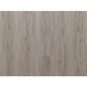 NewAge Products Luxury Vinyl Plank Flooring Bundle - Multi-Purpose Reducers - 216 sq ft - Gray Oak