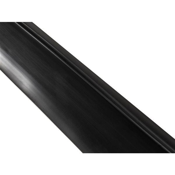 NewAge Products Garage Door Threshold - 20-ft - Black