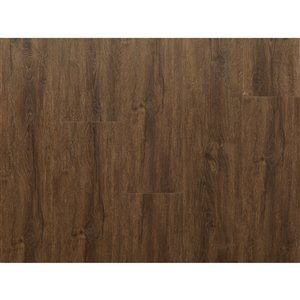 NewAge Products Luxury Vinyl Plank Flooring Bundle - T-Molding Transition Strips - 168 sq ft - Forest Oak