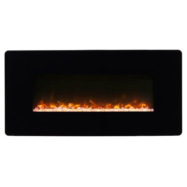 Dimplex Winslow Wall Mount Electric Fireplace - 36-in